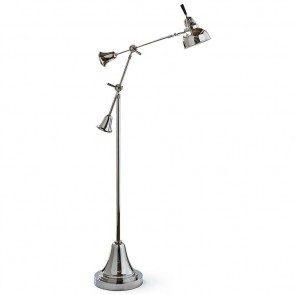Vintage Floor Task Lamp