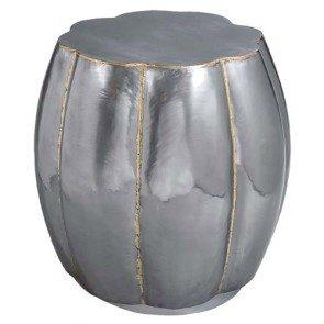 Hand Braised Bulb Metal Table