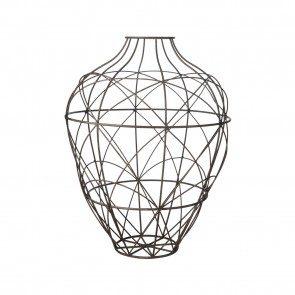 Russet Wire Vessel-sm