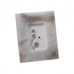 Solid Alabaster Slab Hanging Frame