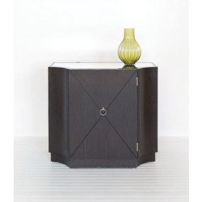 Gatsby Dark Oak Cabinet