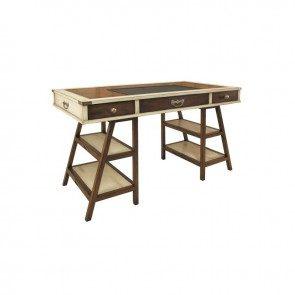 Navigators Desk-Ivory