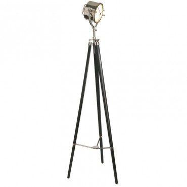 Searchlight Lamp-1930 Black/Nickel